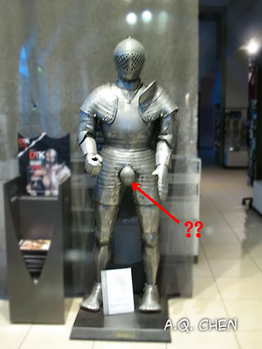 Armor at Tower of London